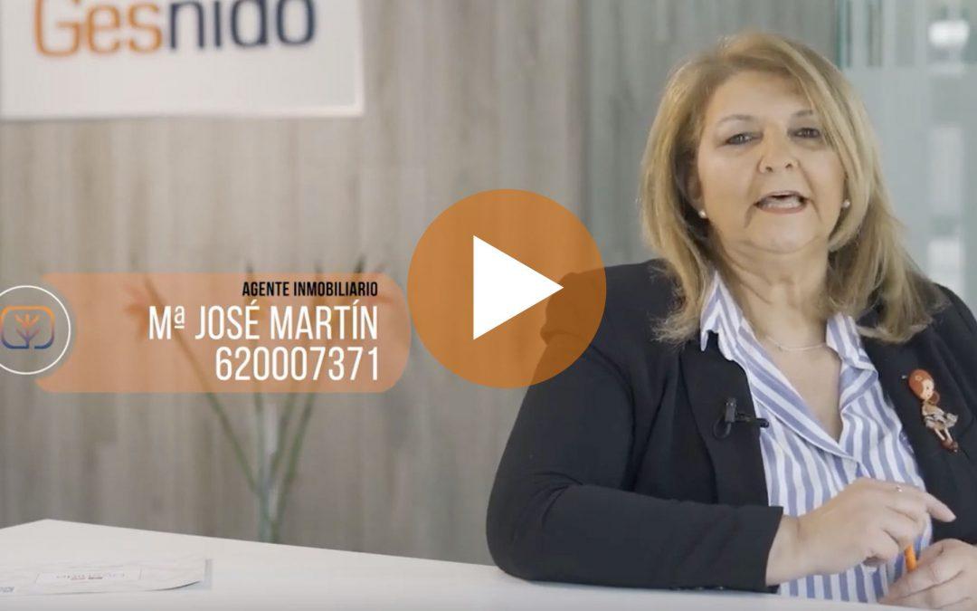 Vende tu vivienda en Segovia con Maria José Martín
